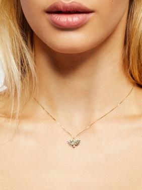 Collier diamant